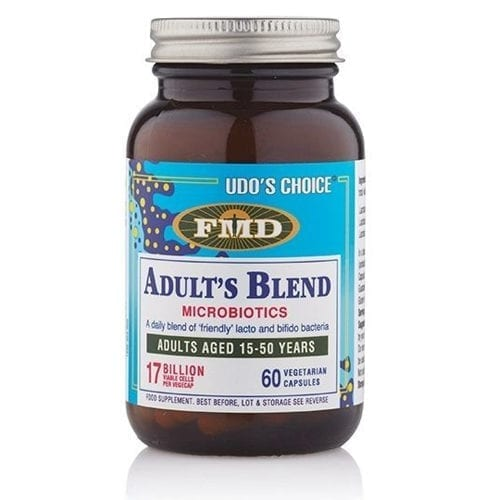 Udo's Choice Adult's Blend 60 capsules