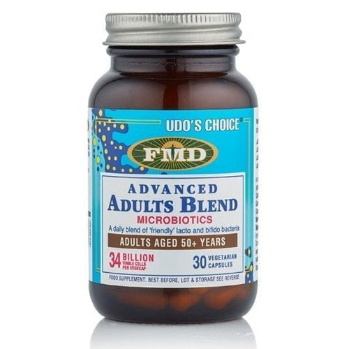 Udo's Choice Advanced Adult's blend 30 capsules