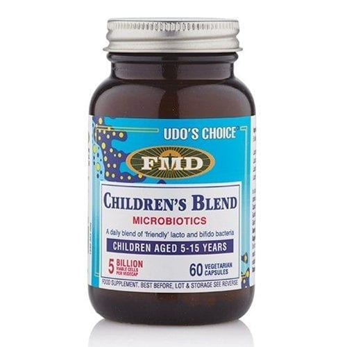 Udo's Choice Children's Blend 60 capsules