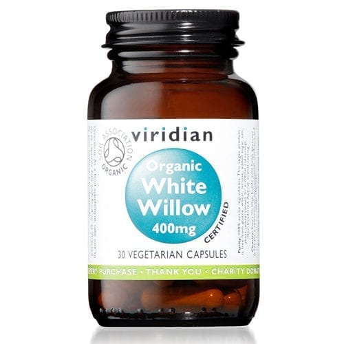 Viridian White Willow 30 capsules