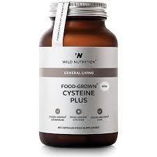 Wild Nutrition Cysteine plus 60 capsules