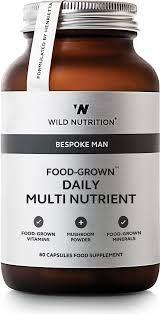 Wild Nutrition Bespoke Man Daily Multinutrient 60 capsules
