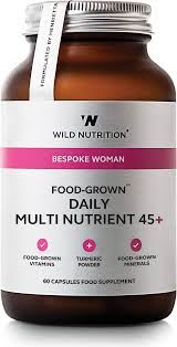 Wild Nutrition Bespoke Woman Daily Multinutrient 45 60 capsules
