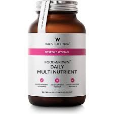 Wild Nutrition Bespoke Woman Daily Multinutrient 60 capsules