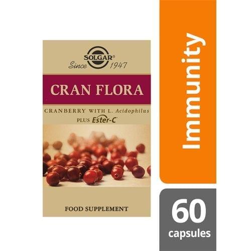 Solgar Cranflora 60 capsules