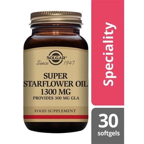 Solgar Super Starflower oil 30 softgels