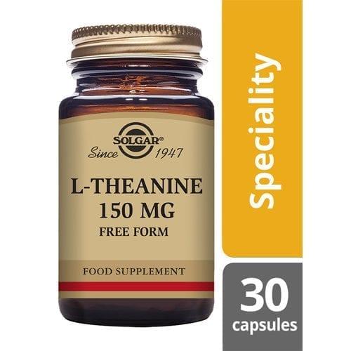 Solgar L-Theanine 30 Capsules