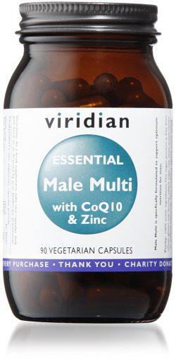Viridian Essential Male Multi 90 capsules