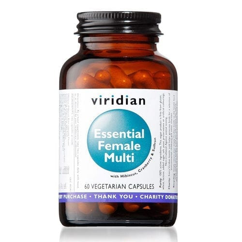 Viridian Essential Female Multi