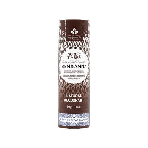 Ben and Anna Nordic Timber deodorant