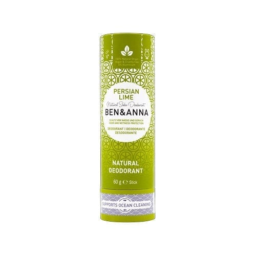 Ben and Anna Persian lime deodorant
