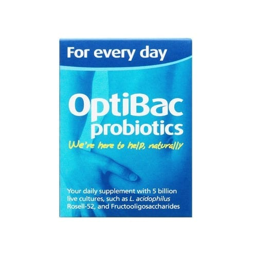 Optibac everyday 30 capsules