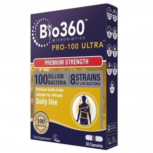 Natures Aid Bio360 Pro 100 Ultra