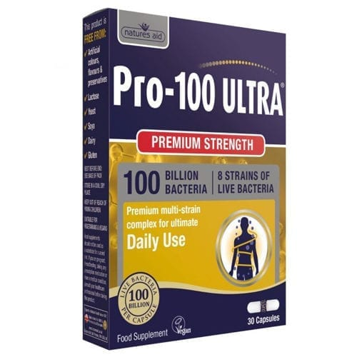 Natures Aid Pro 100 Ultra