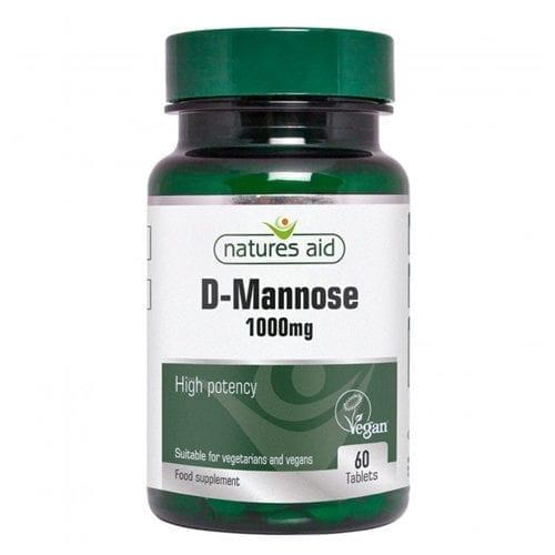 Natures Aid D Mannose