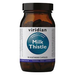 Viridian Milk Thistle 90 Capsules