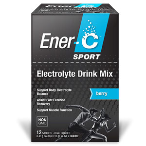Ener-C Sport Electrolyte Drink – Mixed Berry