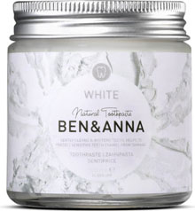 Ben and Anna White toothpaste 100g