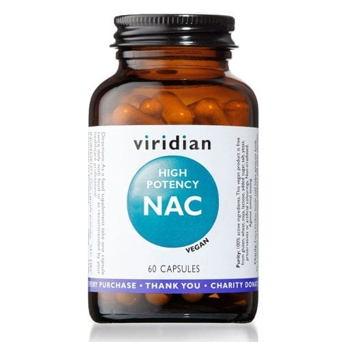 Viridian High Potency NAC