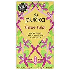 Pukka Three Tulsi Tea 20 Sachets