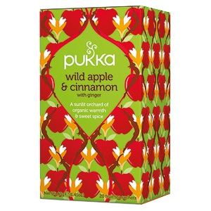 Pukka Wild Apple & Cinnamon Tea 20 Sachets
