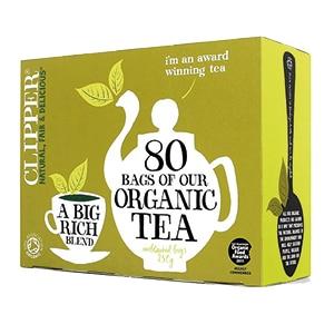 Clipper Organic Everyday Tea