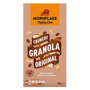 Mornflake Crunchy Granola Original 500g