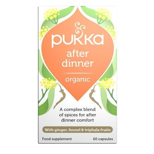 Pukka After Dinner Capsules