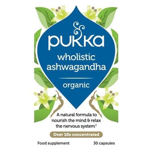Pukka Ashwagandha 30 capsules