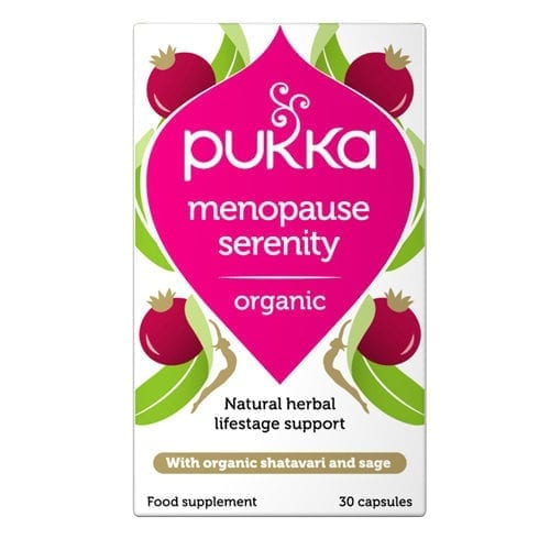 Menopause Serenity 30 Capsules