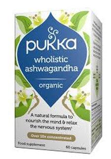 Pukka Wholistic Ashwagandha 30 capsules
