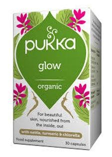Pukka Glow 30 capsules