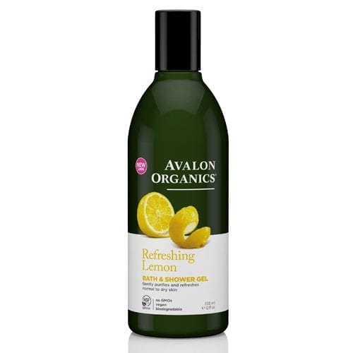 Avalon Lavender shower and bath