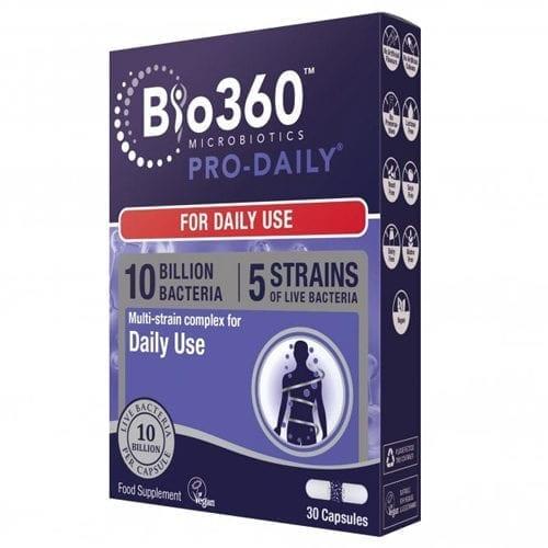 Natures Aid Bio360 Pro daily