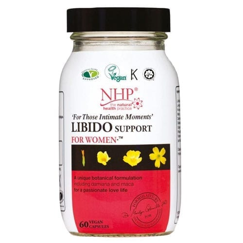 NHP libido support for women