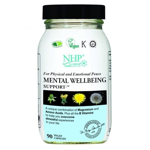 NHP mental wellbeing support
