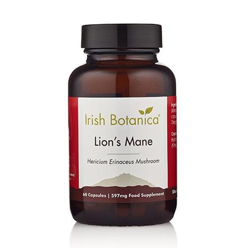 Irish botanica Lions mane capsules