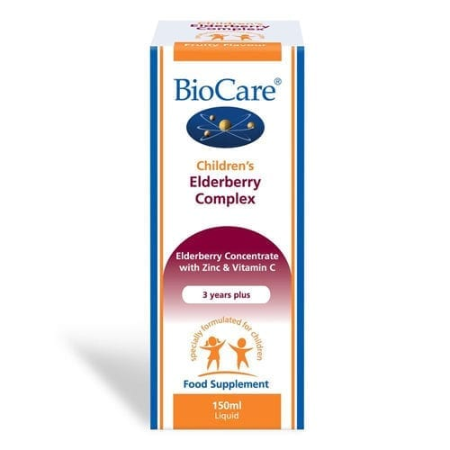 Biocare Childrens Elderberry Complex