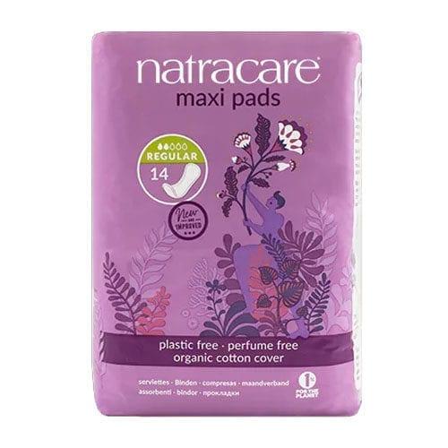 Natracare Maxi Pad Regular 14