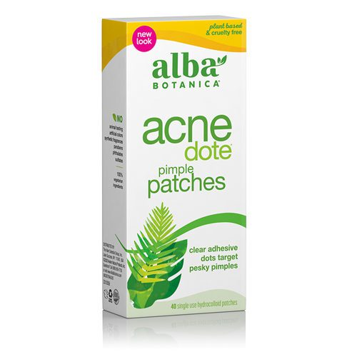 Alba AcneDote Pimple patches