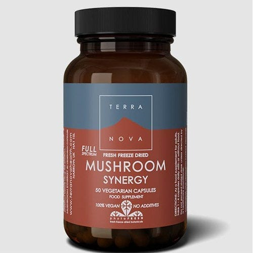 View Our Mushrooms Range