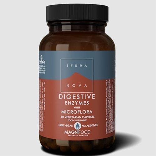 View Our Digestive Supplements Range