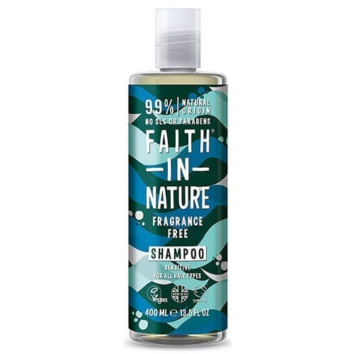 faith fragrance free shampoo