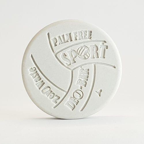 Palm free Sport deodorant bar