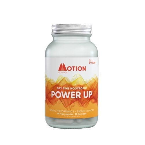 Motion power up capsules