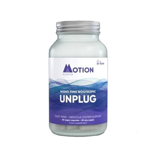 Motion unplug capsules
