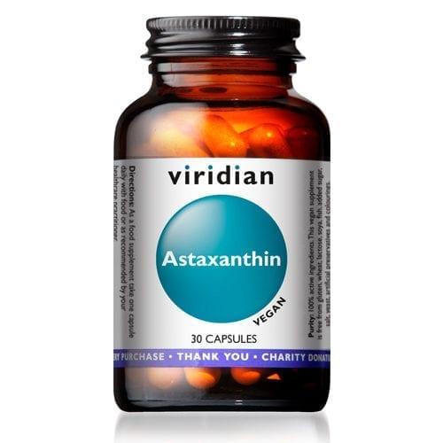 Viridian Astaxanthin 30 capsules