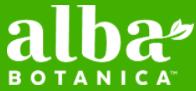 View Our Alba Botanicals Range