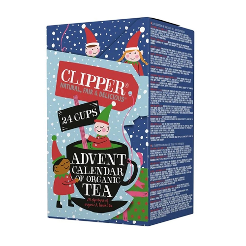 clipper advent tea