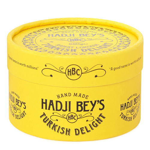 Hadji Bey Mixed Turkish Delight